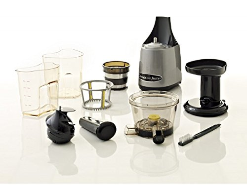 Omega VRT400HDS Vertical Masticating Juicer Attachments