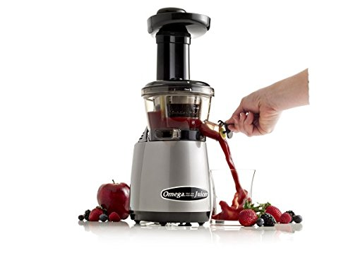 Omega VRT400HDS Vertical Masticating Juicer Tap