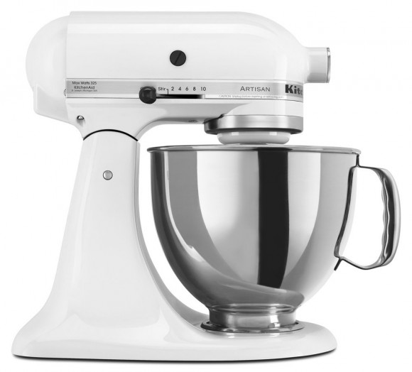 Kitchenaid Artisan 5 Quart Mixer Review