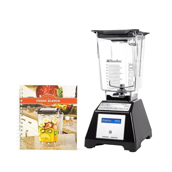 Blendtec TB-621-25 Total Blender with Wildside Jar Review