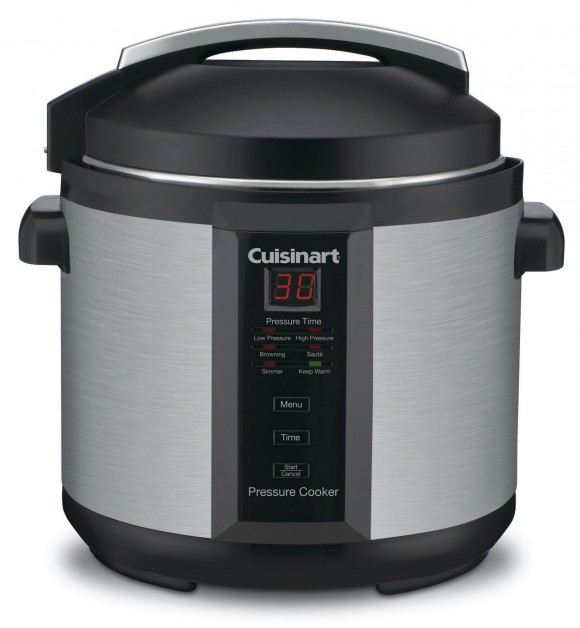 Cuisinart Pressure Cooker Review (CPC-600)