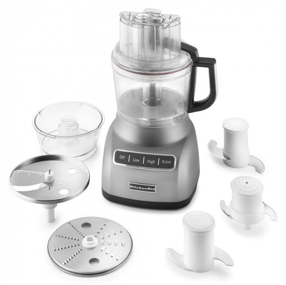 Kitchenaid 9 Cup ExactSlice Food Processor Review (KFP0922CU)