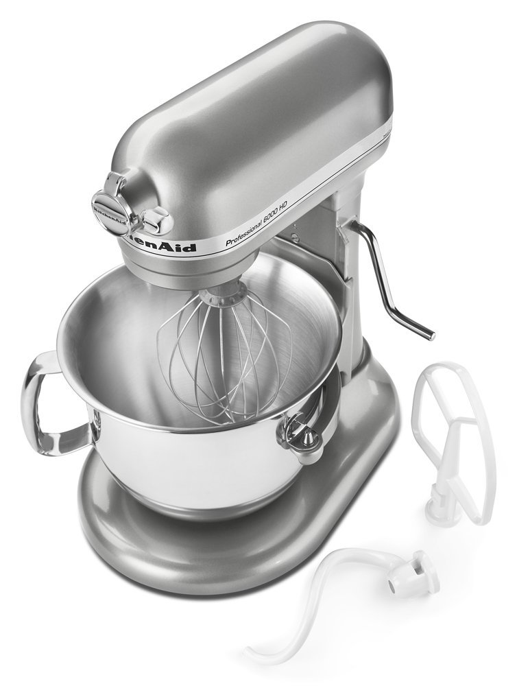 kitchenaid professional 6000 hd mixer review model ksm6573cer