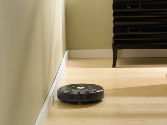 iRobot Roomba 650 Cleaning