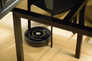 iRobot Roomba 650 Table