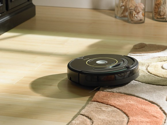 iRobot Roomba 650 Transfer