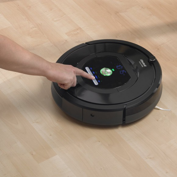 iRobot Roomba 770 Schedule