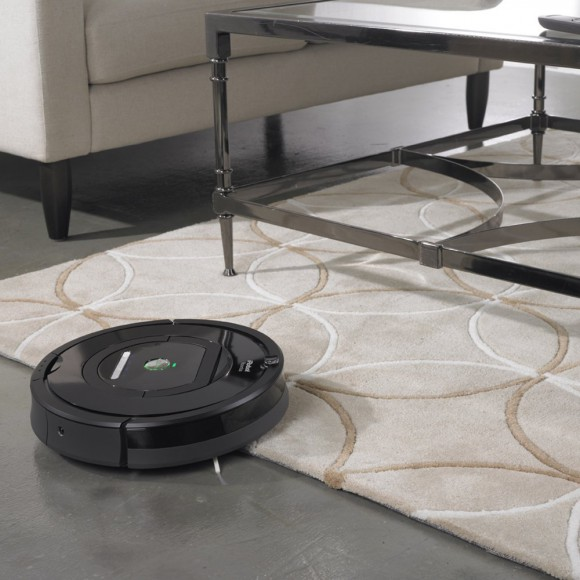 iRobot Roomba 770 Transfer