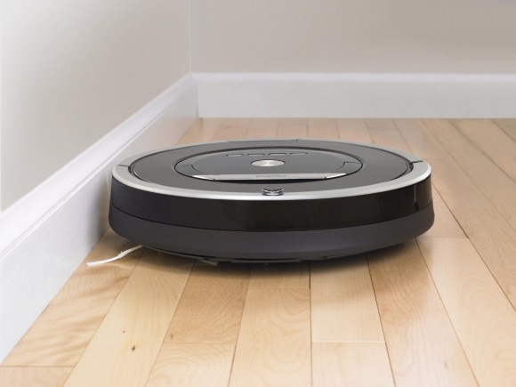 iRobot Roomba 870 Cleaning