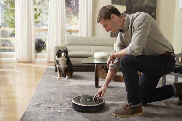iRobot Roomba 870 Schedule