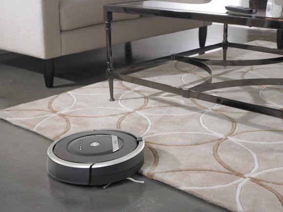 iRobot Roomba 870 Transfer