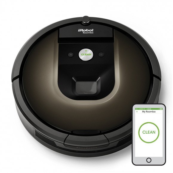iRobot Roomba HOME application